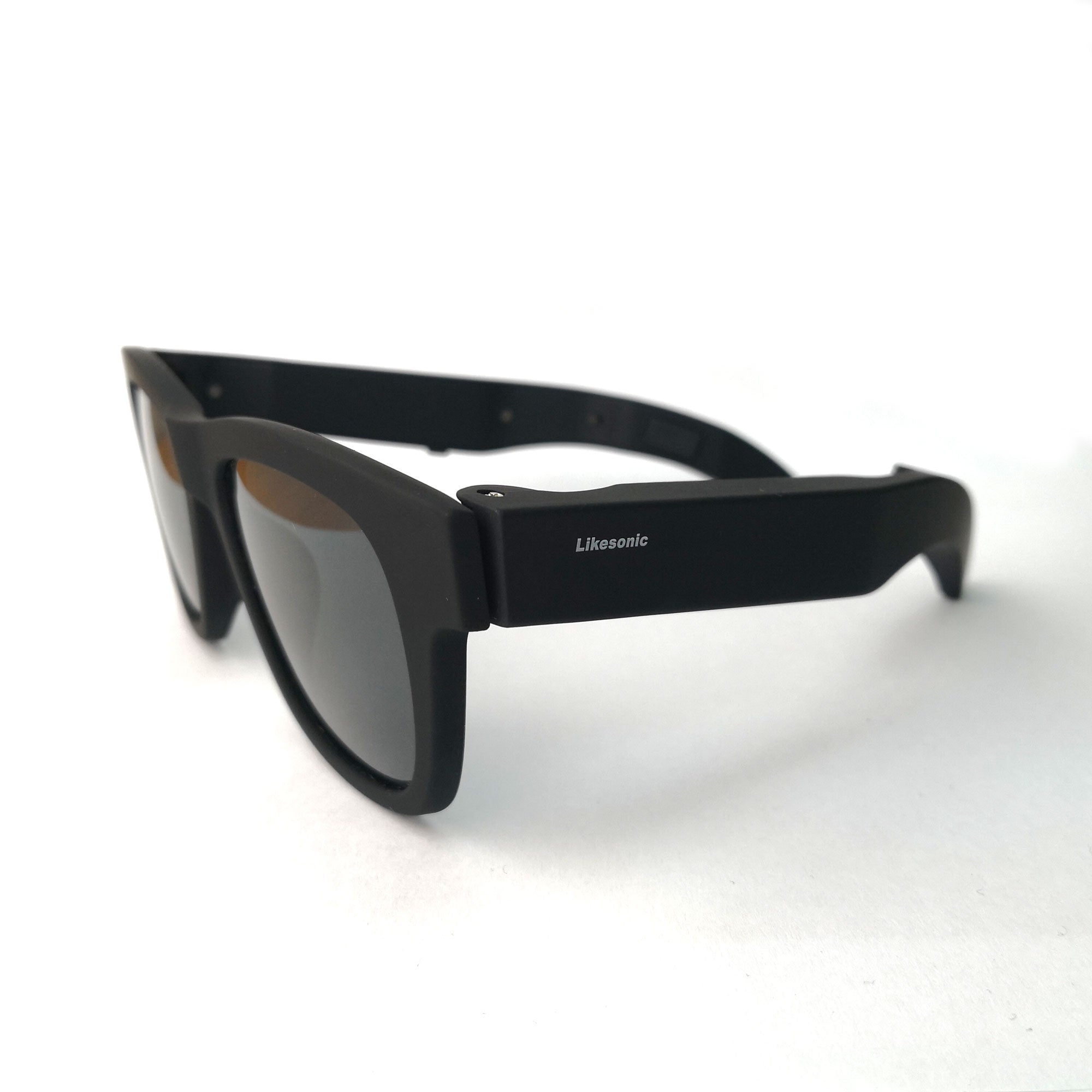 Likesonic Bone Conduction Sunglasses - Side
