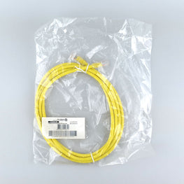 Cat5e Unshielded (U/UTP) Ethernet Network Cable PVC 2m Yellow Patch Cord
