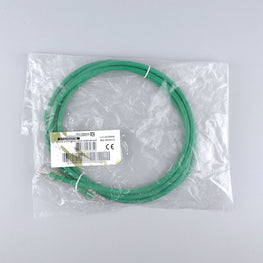 Cat5e Unshielded (U/UTP) Ethernet Network Cable PVC 2m Green Patch Cord