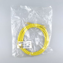 Cat5e Unshielded (U/UTP) Ethernet Network Cable PVC 3m Yellow Patch Cord