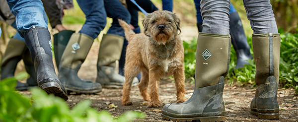 Muck Boots Collection Header