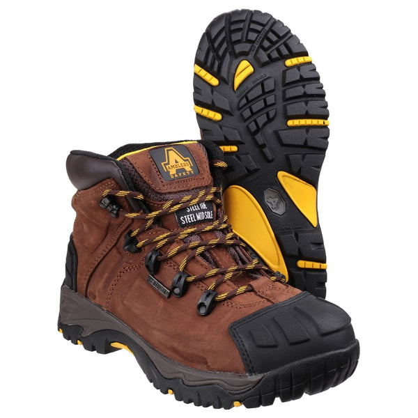 Amblers Safety FS39 Waterproof Lace up Safety Boot