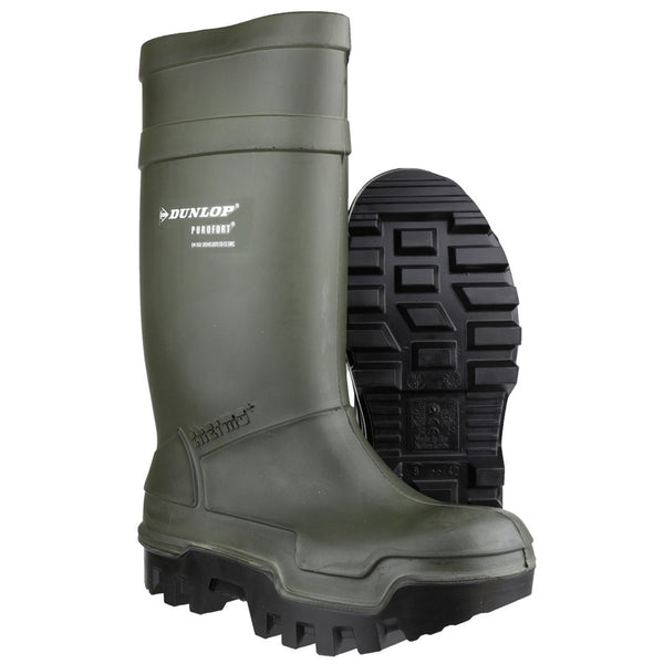 Dunlop Purofort Thermo+ Full Safety Wellington