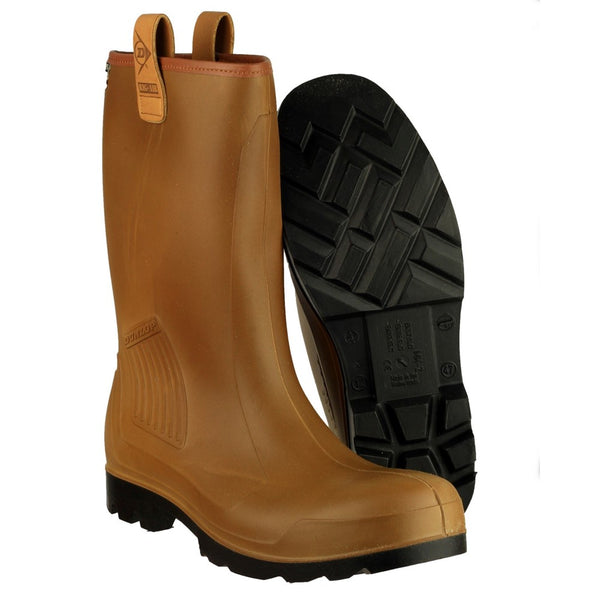 Dunlop Rig Air Lined Boot