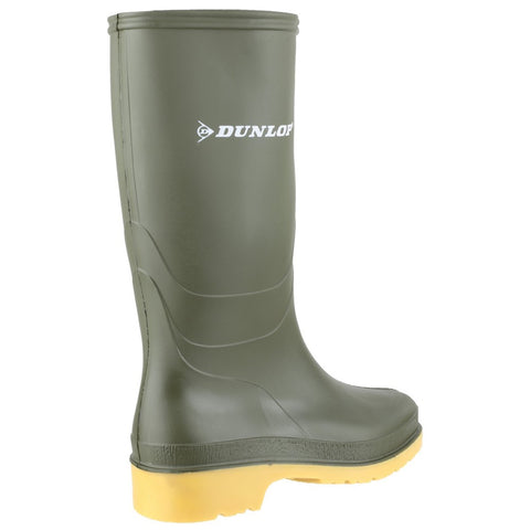 Dunlop Dulls Wellington Boot
