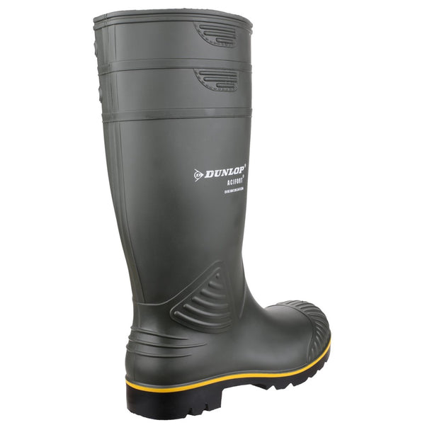 Dunlop Acifort Heavy Duty Non Safety Wellington