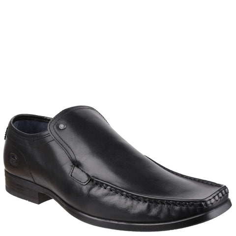 Base London Carnoustie Excel Waxy Slip on Shoe