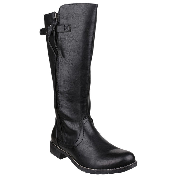 Divaz Bari Zip Up Boot