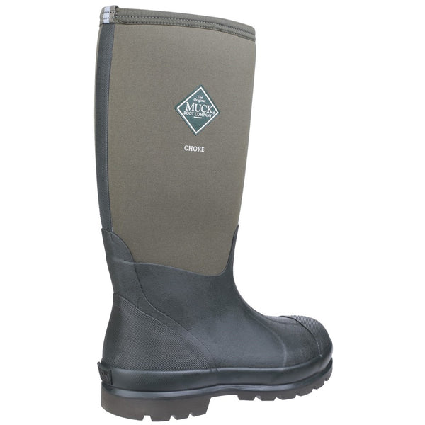 Muck Boots Chore Classic Hi Patterned Wellington