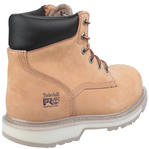 Timberland Pro Traditional Lace-up Safety Boot