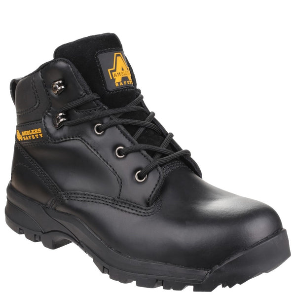 Amblers Safety AS104 Ryton Lightweight Water-Resistant Lace up Ladies Safety Boot