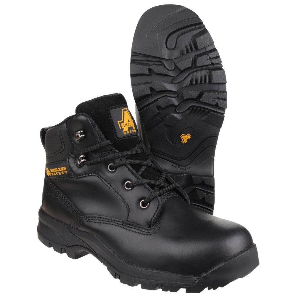 bfab0fa63fc Amblers Safety AS104 Ryton Lightweight Water-Resistant Lace up Ladies  Safety Boot