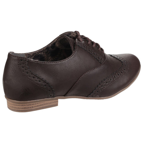 Divaz Levato Lace Up Brogue Shoe