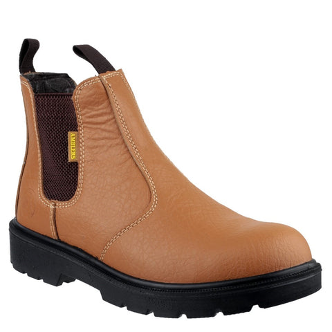 91fba55fa9c46 Amblers Safety FS115 Dual Density Pull on Chelsea Safety Boot