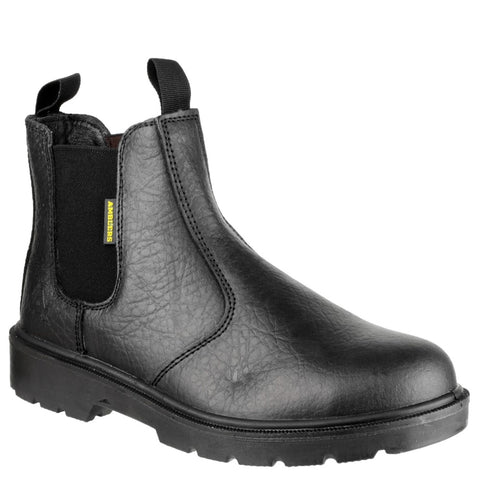 Amblers Safety FS116 Dual Density Pull on Safety Dealer Boot