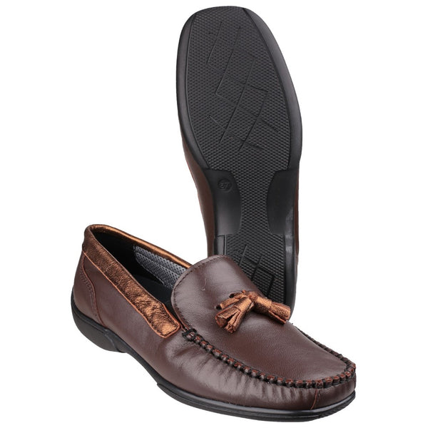 Cotswold Biddlestone Slip On Loafer Shoe