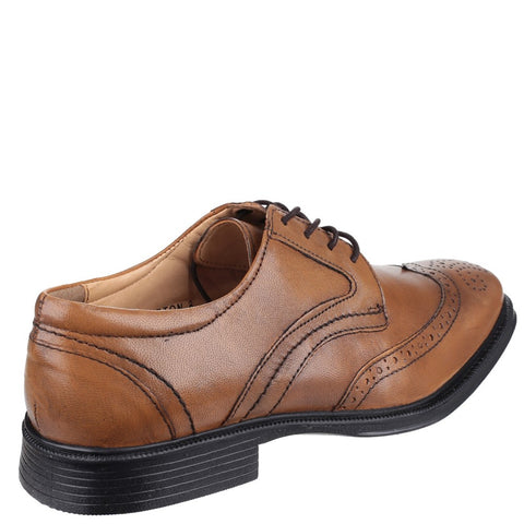 Cotswold Mickleton Lace Up Brogue Shoe