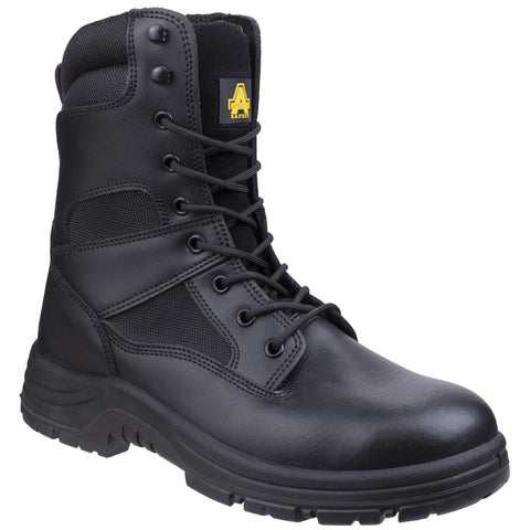Amblers Safety Combat Hi-Leg Waterproof Metal Free Boot