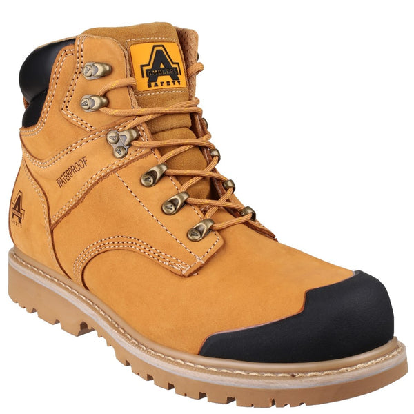 Amblers Safety FS226 Goodyear Welted Waterproof Lace up Industrial Safety Boot