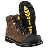 Amblers Safety FS227 Goodyear Welted Waterproof Lace Up Industrial Safety Boot