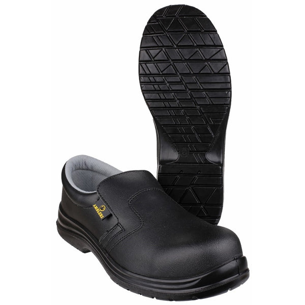 Amblers Safety FS661 Metal Free Lightweight Slip on safety Shoe