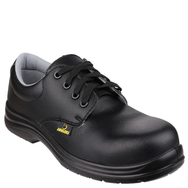 Amblers Safety FS662 Metal Free Water Resistant Lace up Safety Shoe