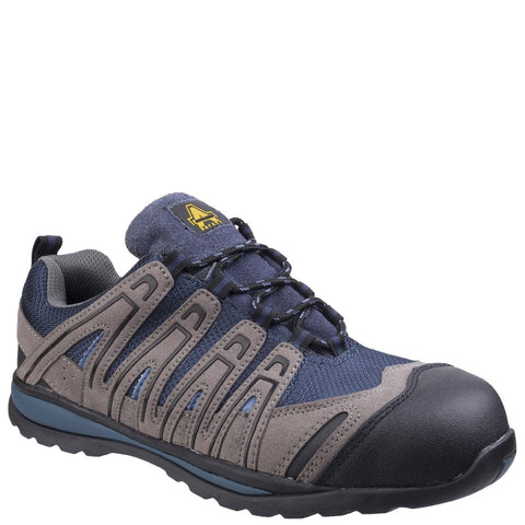 Amblers Safety FS34C Metal Free Lightweight Lace up Safety Trainer