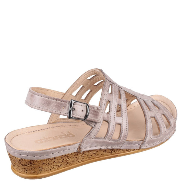 Cotswold Guiting women's Summer Shoe