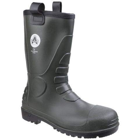 Amblers Safety FS97 PVC Rigger Boot