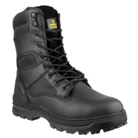 Amblers Safety FS008 Water Resistant Hi leg Lace Up Safety Boot