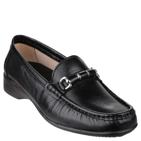 Cotswold Barrington Slip on Loafer Shoe