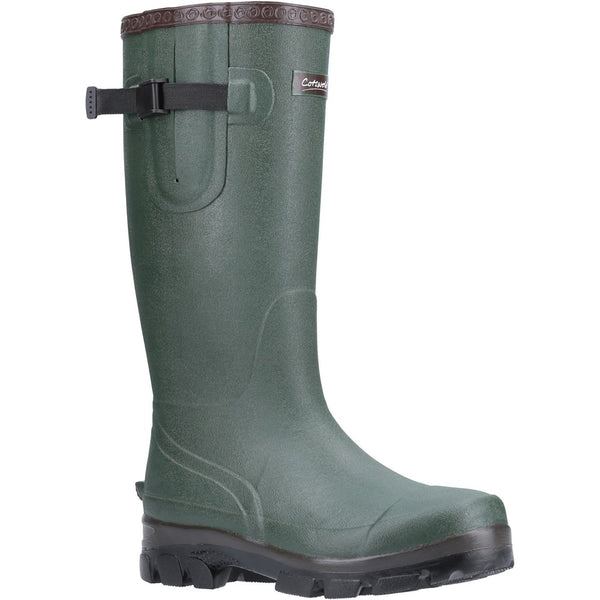 Cotswold Grange Buckle Fastening Wellington Boot