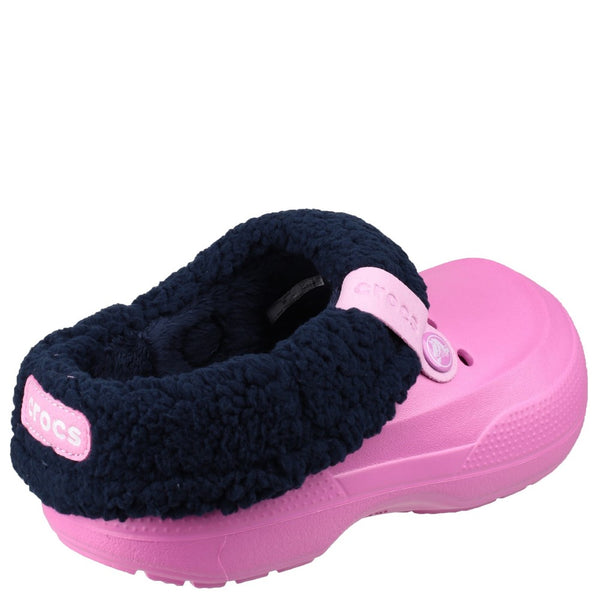 Crocs Blitzen II Kids Mule Slippers