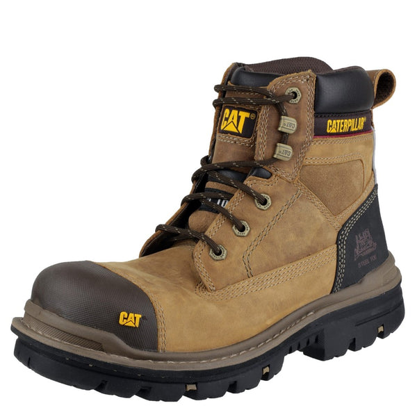 "Caterpillar Gravel 6"" Safety Boot"