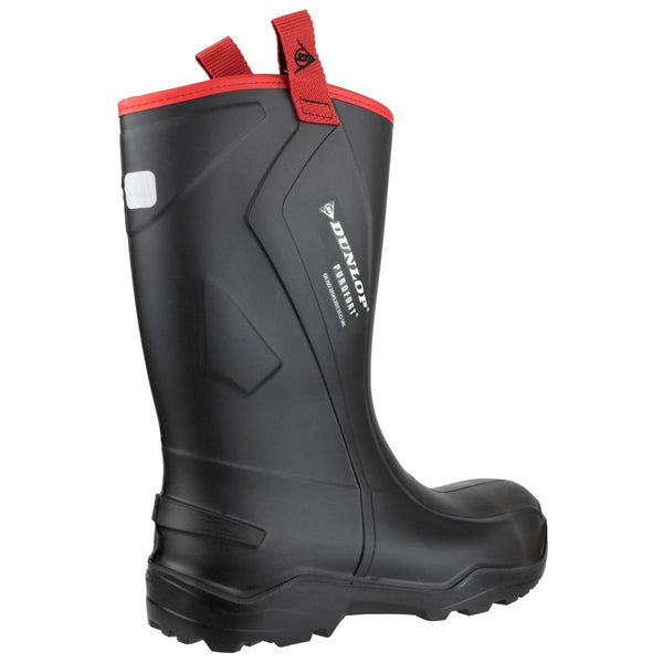 Dunlop Purofort+ Rugged Full Safety Boots