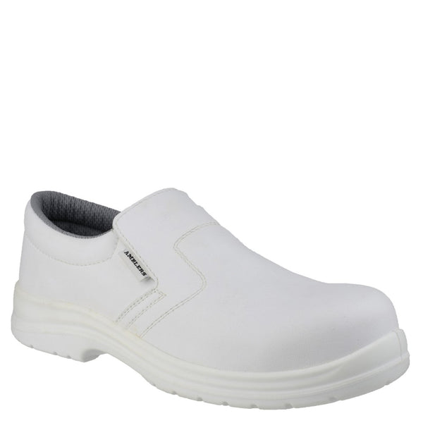 Amblers Safety FS510 Metal-Free Water-Resistant Slip on Safety Shoe