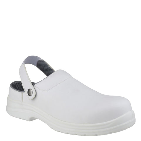 Amblers Safety FS512 Antistatic Slip on Safety Clog