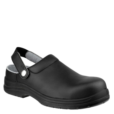 Amblers Safety FS514 Antistatic Slip on Safety Clog