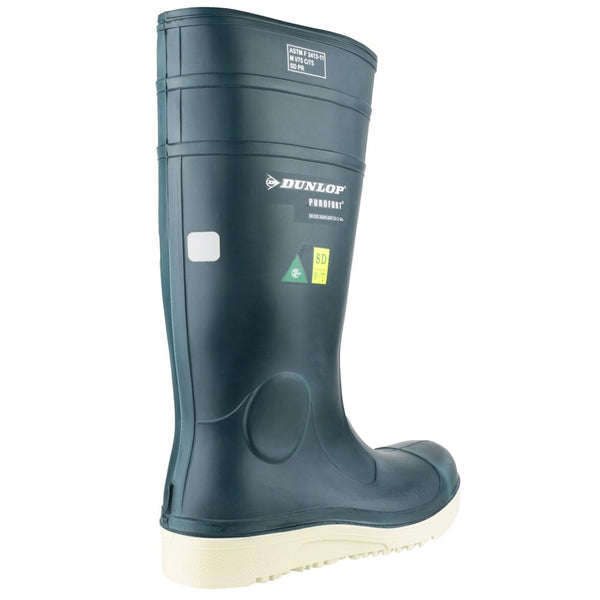 Dunlop Purofort Comfort Grip Full Safety Wellington