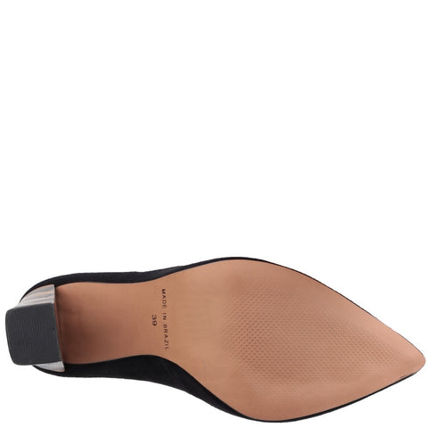Riva Atrani Suede Slip on Court Shoe