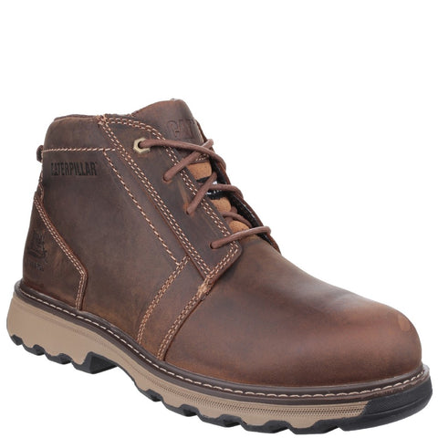 Amblers FS152 Brown Suede Safety Work Boot Sizes 8 to 11