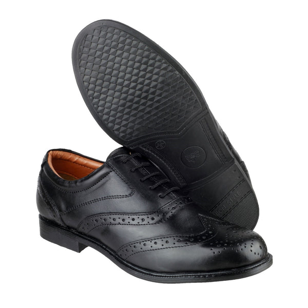 Amblers Liverpool Oxford Brogue