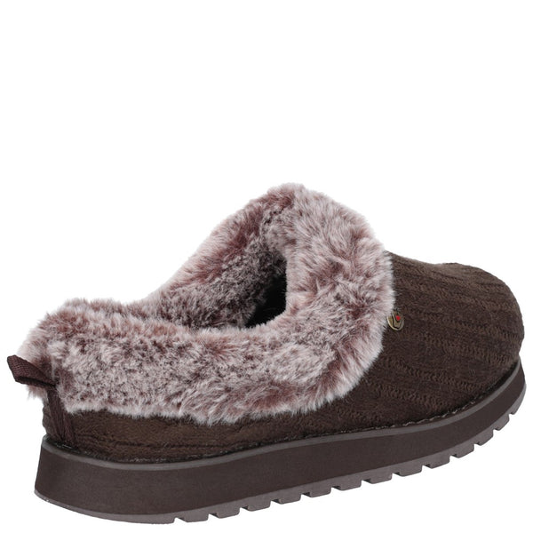 Skechers Keepsakes Ice Angel Slip On Mule Slipper