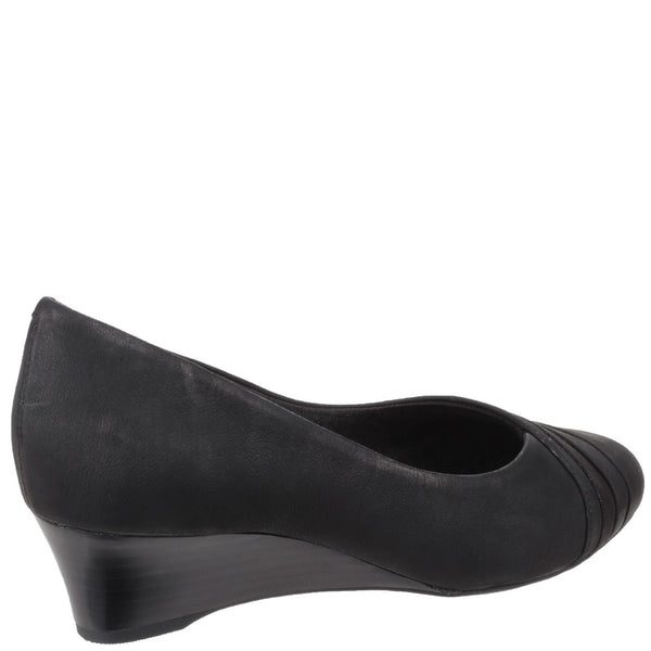 Rockport Total Motion Cerelia Calanthe Layer Slip on Wedge Pump