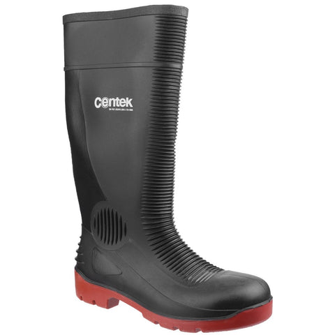 Centek FS338 Compactor Waterproof Safety Wellington