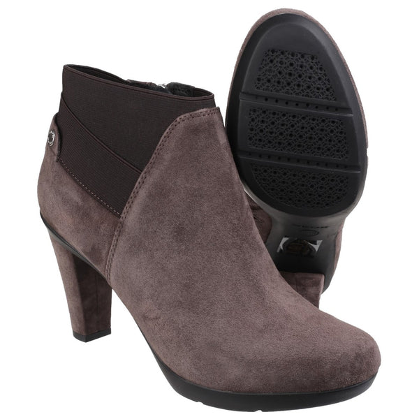 Geox Inspiration Pull On Ankle Boot