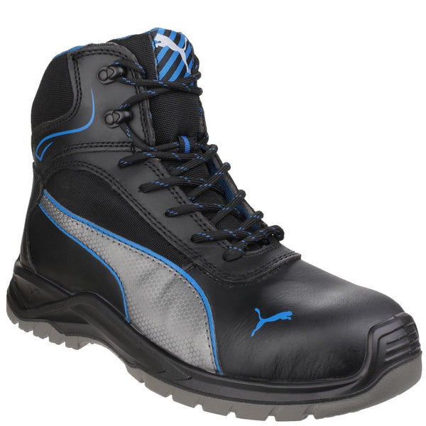 Puma Safety Atomic Mid Water Resistant Lace up Safety Boot