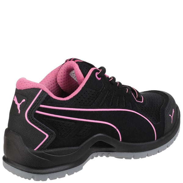 Puma Safety Fuse Tech Lightweight Ladies Lace up Safety Trainer