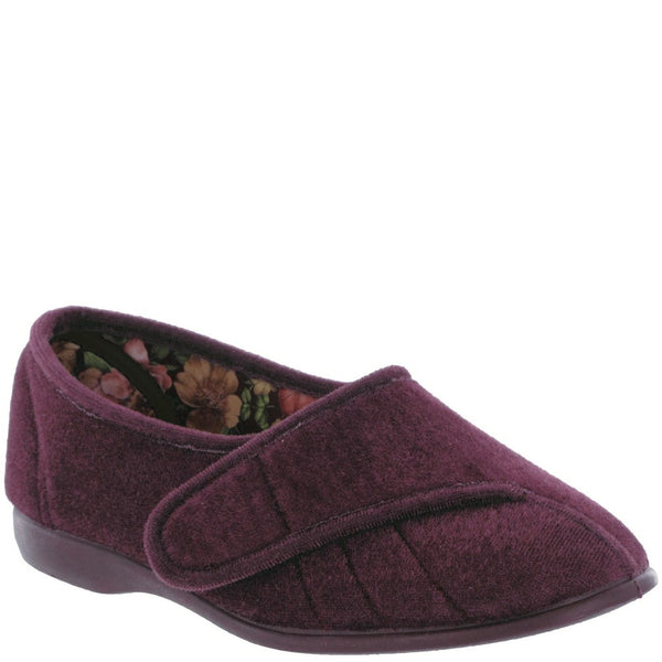 GBS Audrey Touch Fastening Slipper