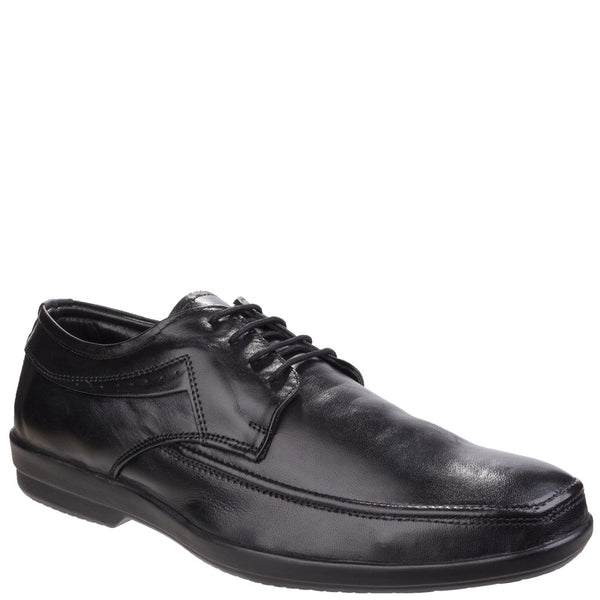 Fleet & Foster Dave Apron Toe Oxford Formal Shoe